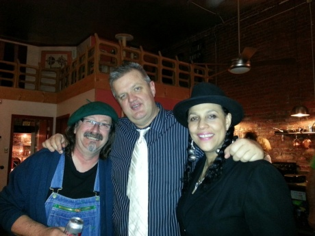 In Clarksdale, MS with Adrian Kosky and Mississippi Rosealee