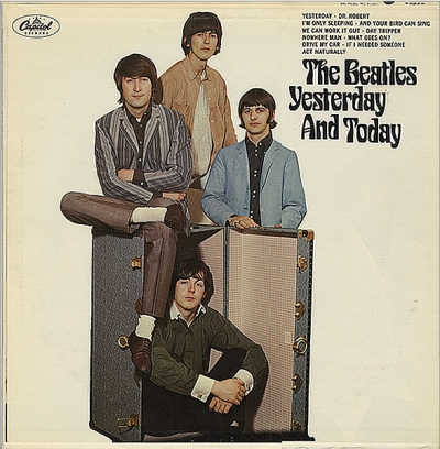 The-Beatles-Yesterday-And-Tod