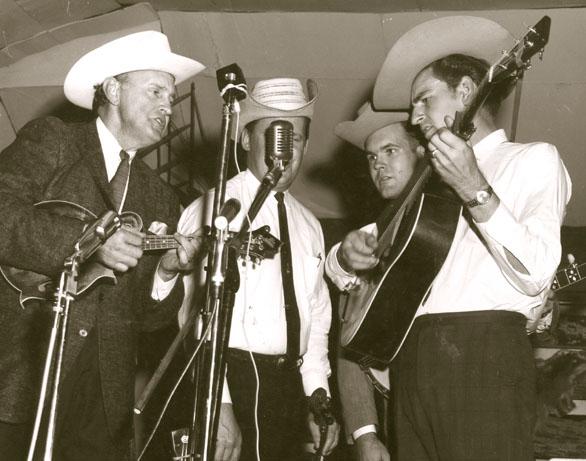 Sam Bush Memories Of Bill Monroe On Eve Of 100th Birthday The Nashville Bridge