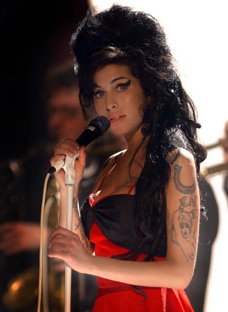 Amy Winehouse | The Nashville Bridge Amy Winehouse