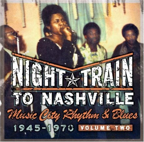 marion james night train