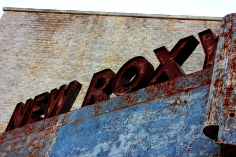 New Roxy, Clarksdale, MS, photo - Brad Hardisty