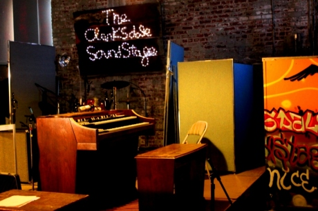 The Clarksdale Soundstage, photo - Brad Hardisty