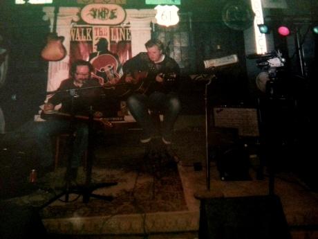 2007, Clarksdale, Mississippi, Adrian Kosky & Brad Hardisty