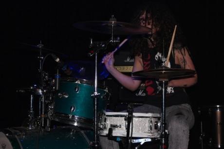 Abby Hairston, photo - Brad Hardisty
