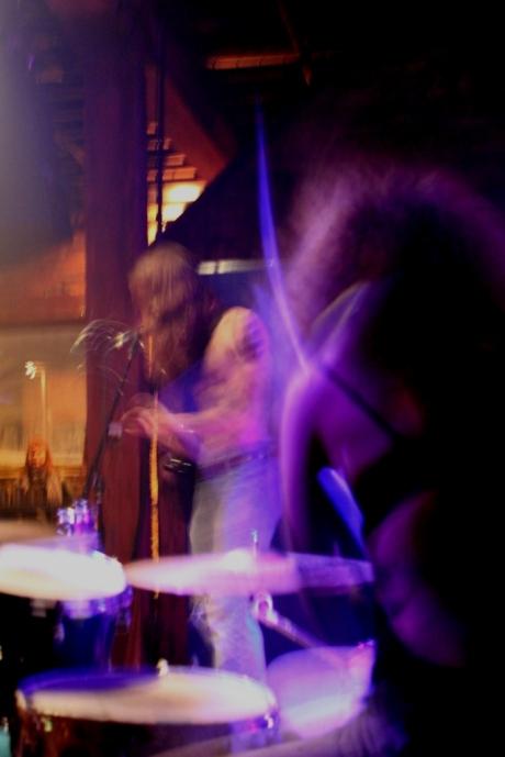 Bang Ok Bang, The High Watt, photo- Brad Hardisty