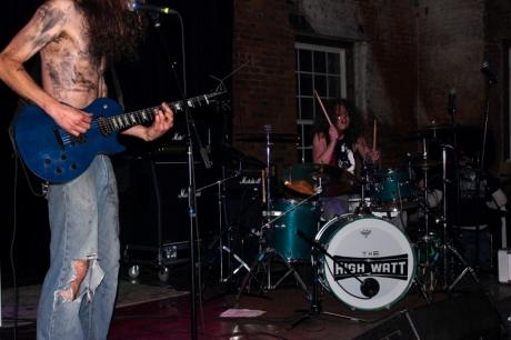 Bang Ok Bang, The High Watt, Nashville, TN, photo - Brad Hardisty