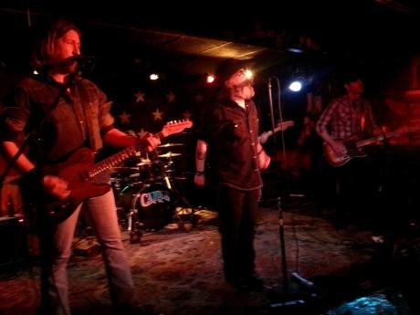 Phillip Hyde on the mic, photo - Brad Hardisty