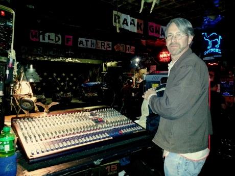 Danny Everitt, The Nick photo - Brad Hardisty