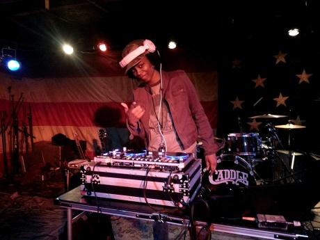 DJ Chocolate, The Nick Photo - Brad Hardisty