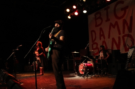 Rev. Peyton's Big Damn Band, Exit/In, Nashville, TN, photo - Brad Hardisty