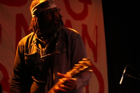 Alvin Youngblood Hart, Electric Warrior, Exit/In, Nashville, TN, photo- Brad Hardisty