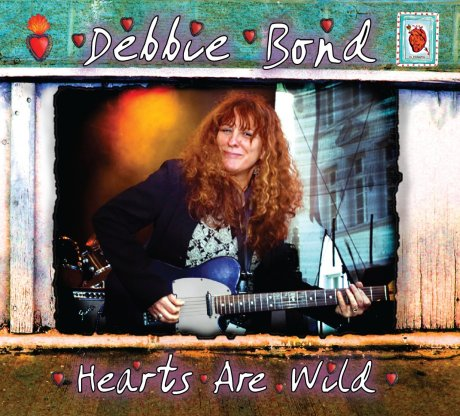 debbie bond album cover