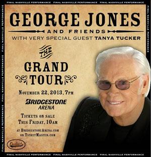 george jones final show