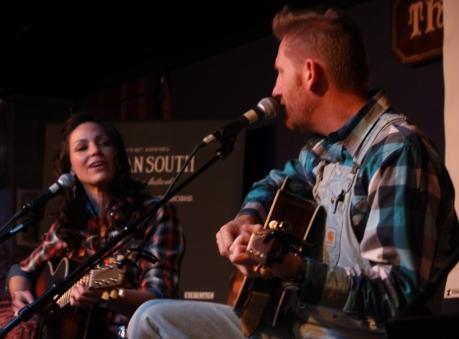 Joey + Rory, Tin Pan South 2013, Station Inn, photo - Brad Hardisty