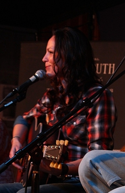 Joey Martin Feek, Tin Pan South 2013, Station Inn, photo - Brad Hardisty
