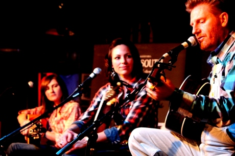 Erin, Joey and Rory, Tin Pan South 2013, Station Inn, photo - Brad Hardisty