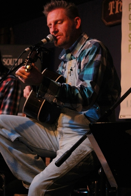 Rory Lee Feek, Tin Pan South 2013, Station Inn, photo - Brad Hardisty