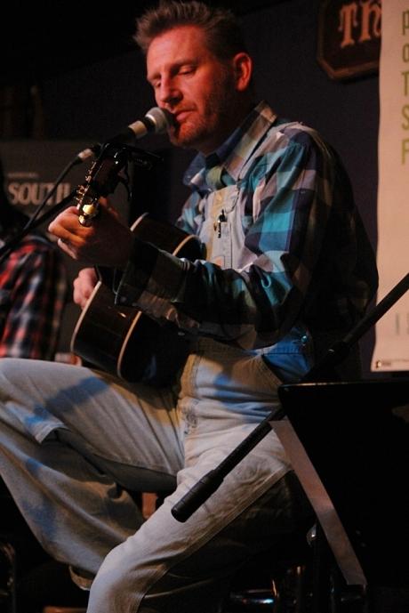 Rory Lee Feek, Tin Pan South 2013, Station Inn, photo - Brad Hardisty