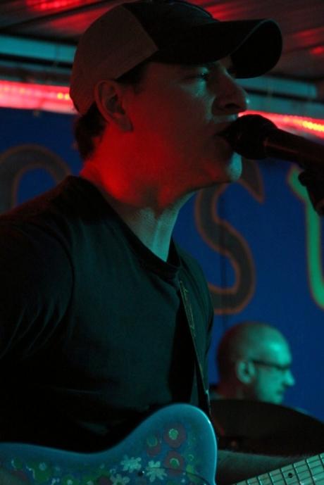 Third Shift at Lucy's Tiki Bar, photo - Brad Hardisty