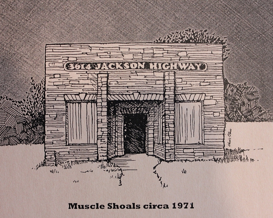 Muscle Shoals Sound Studio The Nashville Bridge