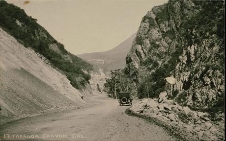 Topanga Road 1930s