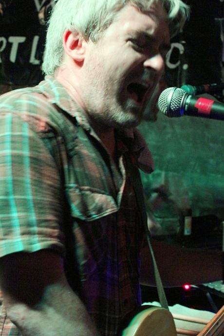 Silver Tongues at Pale Eddies, Secret Stages 2013, photo - Brad Hardisty