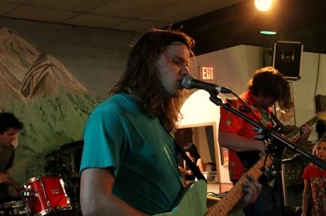 Tedo Stone at Das Haus, Secret Stages 2013, photo - Brad Hardisty
