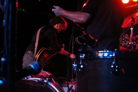 Turn it to 11 Luther - North Mississippi Allstars at Cannery Ballroom, Sept 2013, photo - Brad Hardisty
