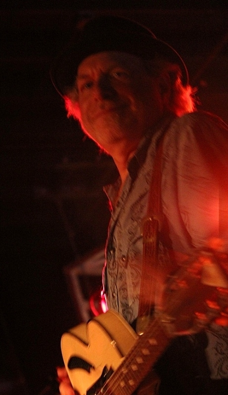 Buddy Miller, Cannery Ballroom, Sept 2013, photo - Brad Hardisty