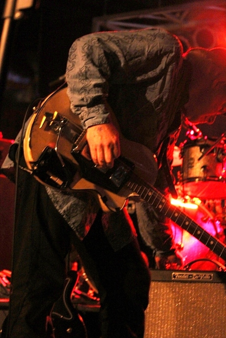 Buddy Miller, Cannery Ballroom, Sept. 2013, photo - Brad Hardisty