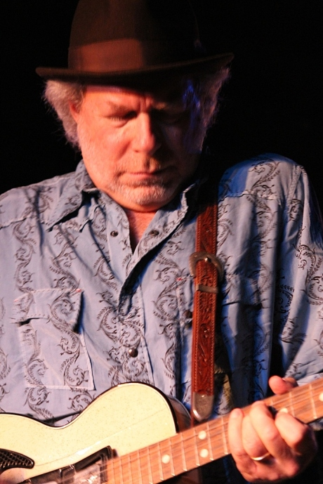 Buddy Miller at Cannery Ballroom, Sept. 2013, photo - Brad Hardisty
