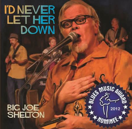 big joe shelton album