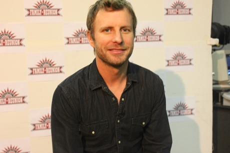 Dierks Bentley at Simply Grass, photo - Brad Hardisty