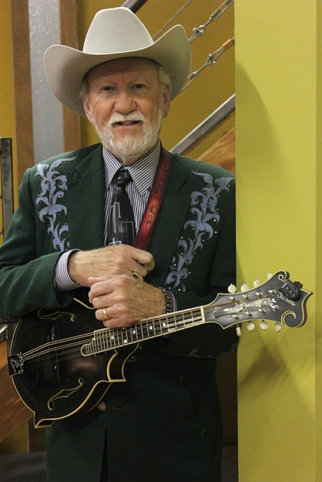 Doyle Lawson at Simply Bluegrass, Nashville, TN 2013, photo - Brad Hardisty
