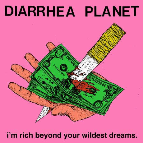 diarrhea planet artwork 2013