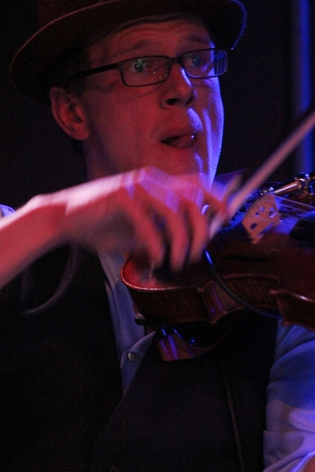 Christopher Marion, Rosewater at 3rd & Lindsley, Nashville, TN, photo - Brad Hardisty