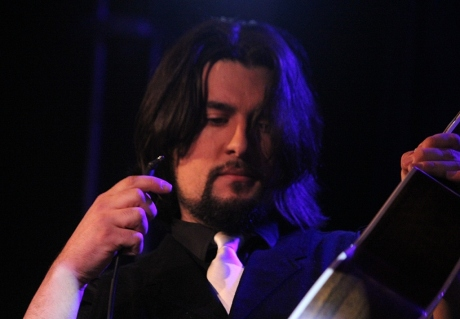 Darrell Marrier, Rosewater at 3rd & Lindsley, Nashville, TN, photo - Brad Hardisty