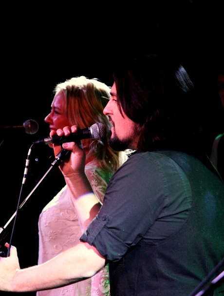 Jenika Marion, Darrell Marrier, Rosewater at 3rd & Lindsley, Nashviille, TN, photo - Brad Hardisty