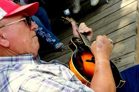 Uncle Dave Macon Days 2013, photo 6, photo by Brad Hardisty