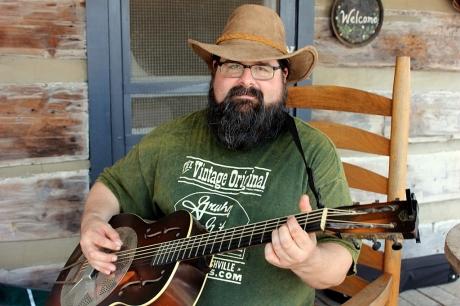 Uncle Dave Macon Days 2013, photo 12, photo by Brad Hardisty