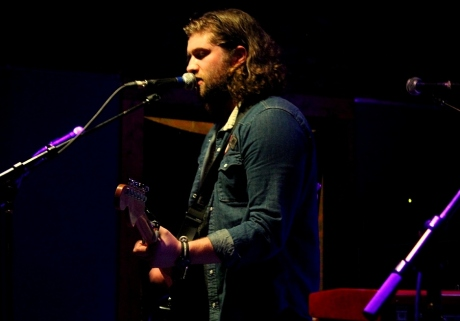 Luke Foley, Farewell Flight, The High Watt, Nashville, TN 2/6/2014, photo - Brad Hardisty
