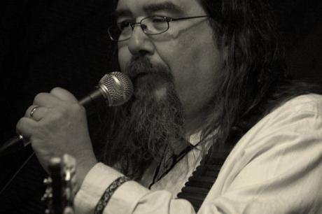 Tony Gerber, The Cotton Blossom Band, photo - Brad Hardisty