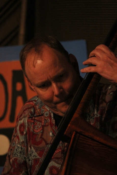 Michael Doster, The Cotton Blossom Band, photo - Brad Hardisty