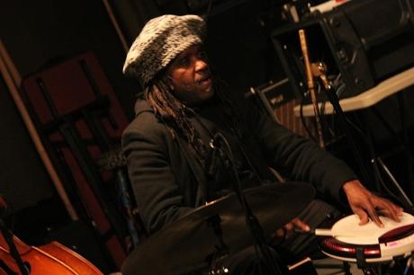 "Roy ""Futureman"" Wooten, The Cotton Blossom Band, photo - Brad Hardisty"