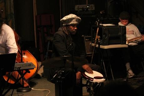 Futureman, The Cotton Blossom Band, photo - Brad Hardisty