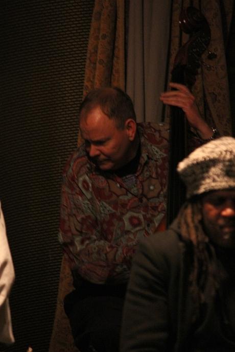 Michael Doster, Futureman,The Cotton Blossom Band, photo - Brad Hardisty
