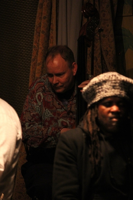 The Cotton Blossom Band, photo - Brad Hardisty