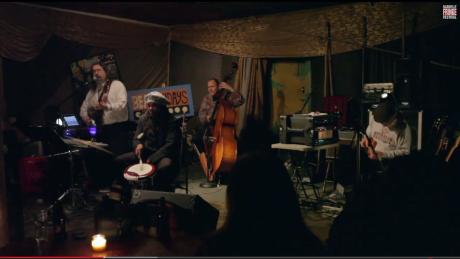 The Cotton Blossom Band, photo - Steven Wilson