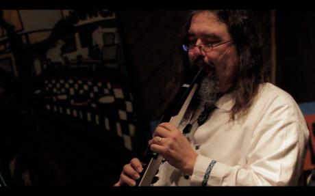 Tony Gerber, The Cotton Blossom Band, photo - Patrick Sheehan